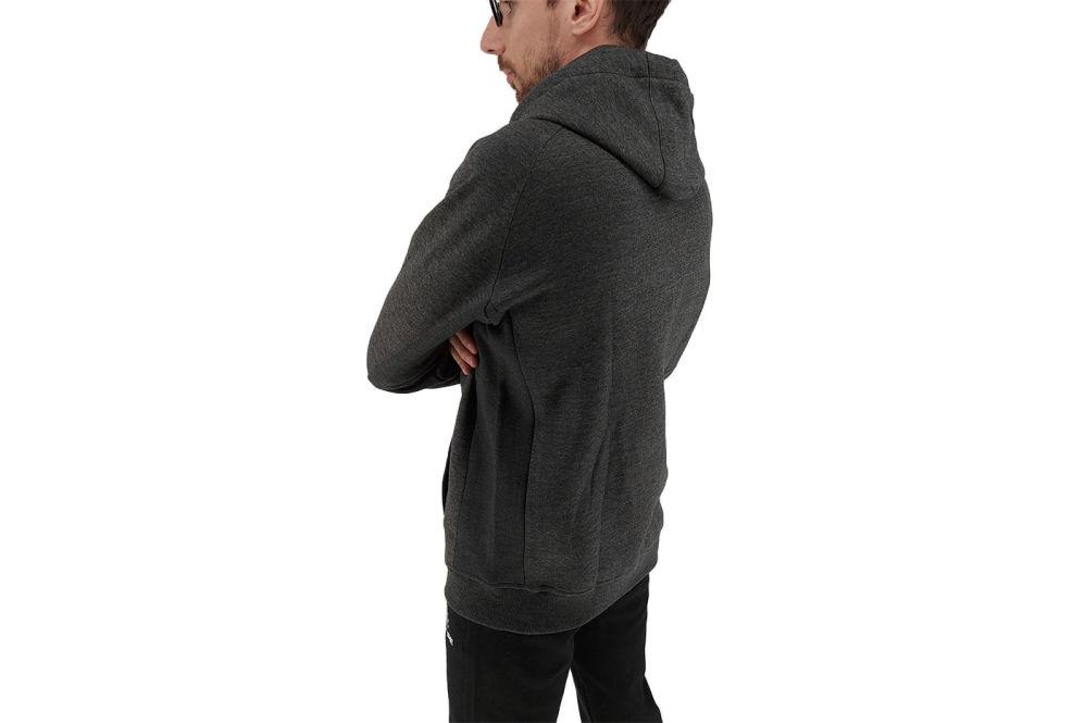 Sweat zippé à capuche B.EASE Control / Taille au choix