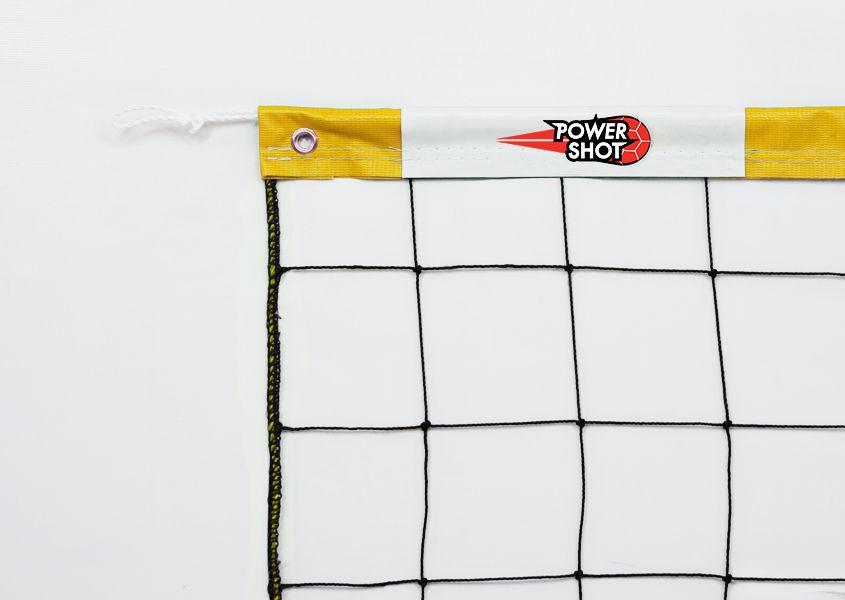 Filet de volley-ball et beach-volley - Modèle et épaisseur du filet au choix