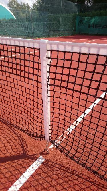 Régulateur de filet tennis (bande centrale) - Modèle au choix
