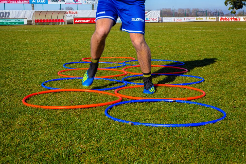Lot de 5 Cerceaux de coordination rond - Diamètre au choix