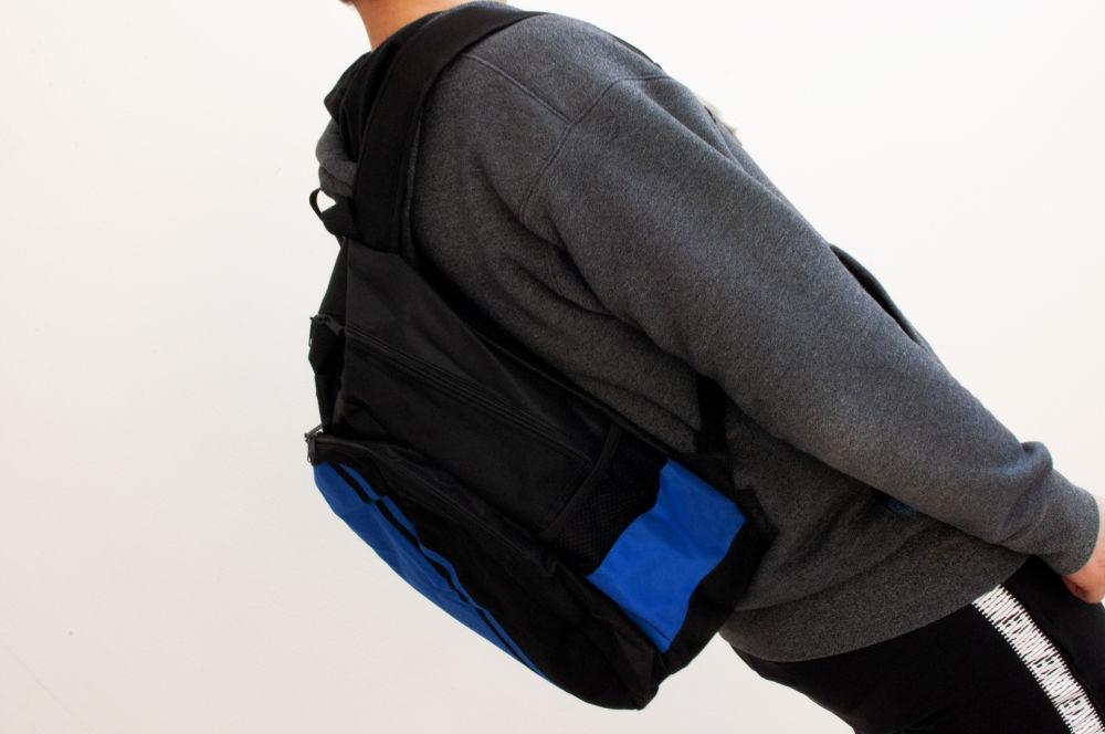 Sac à dos sport (44 x 30 x 20 cm) - Couleur au choix
