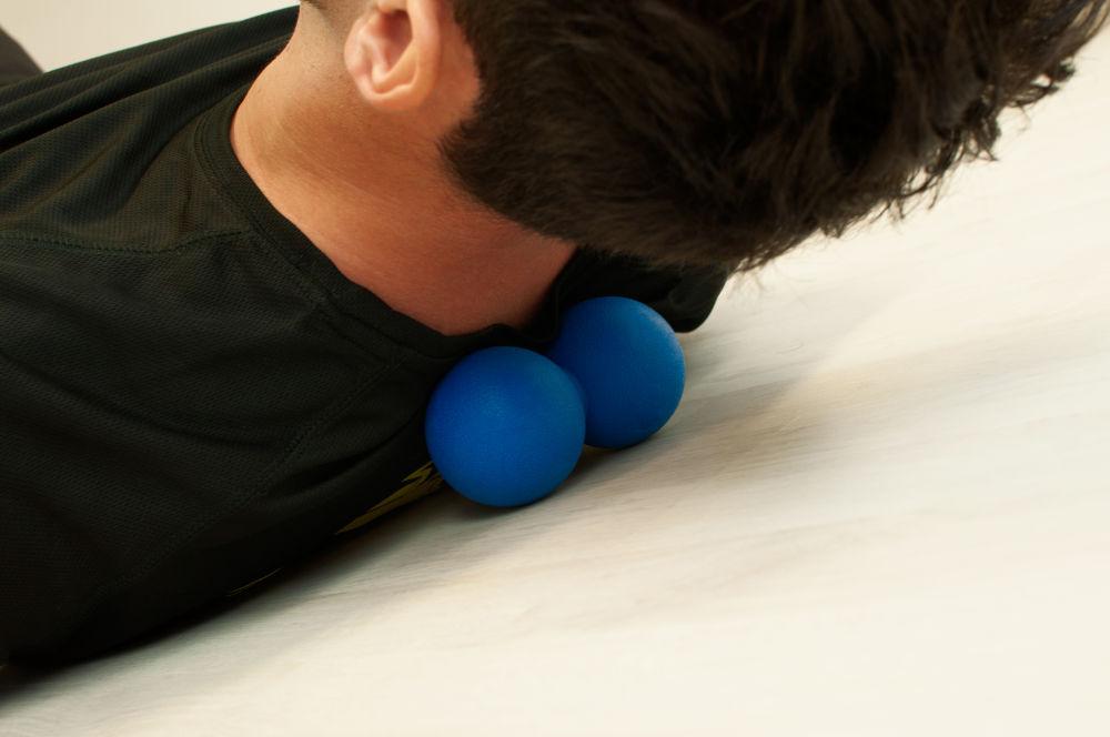 Balle de massage - Modèle au choix