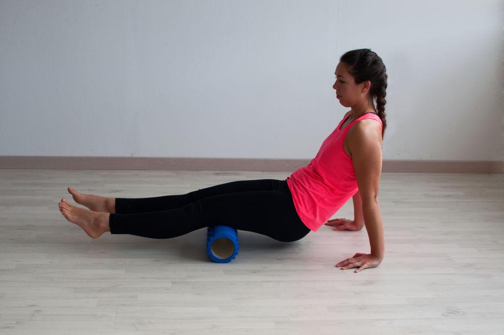 Rouleau de massage et yoga - Différents modèles au choix