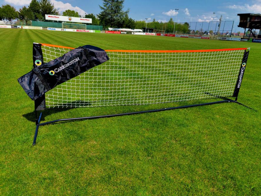 Kit de tennis loisir - Poteaux et filet - Taille au choix