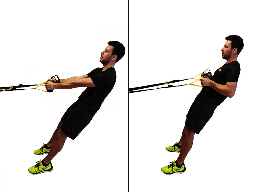 Travail de musculation et d'extension - Extenseurs / Sangles / Elastiques au choix
