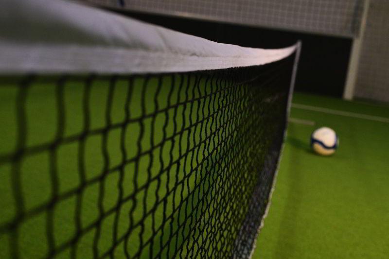 Kit de tennis en aluminium - Clubs et particuliers - Taille au choix