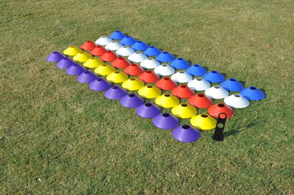 Lot de cones de délimitation - Diamètre et quantité au choix